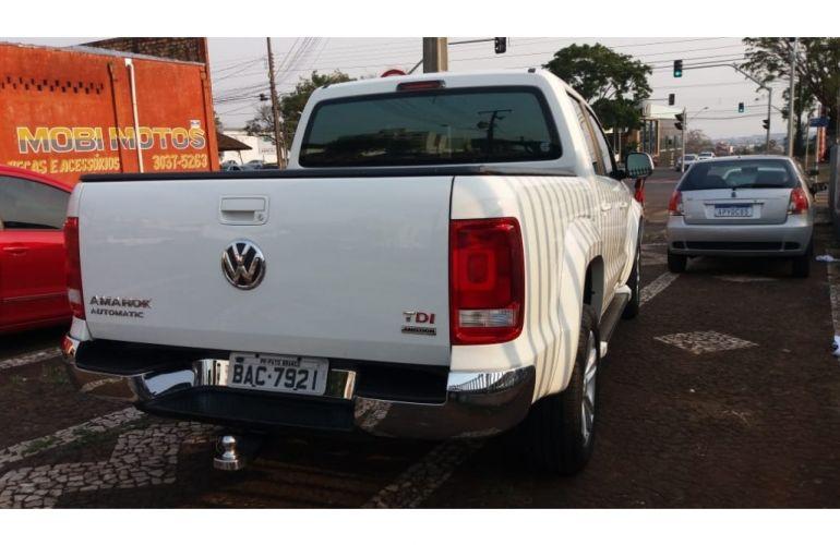Volkswagen Amarok 2.0 CD 4x4 TDi Highline (Aut) - Foto #3