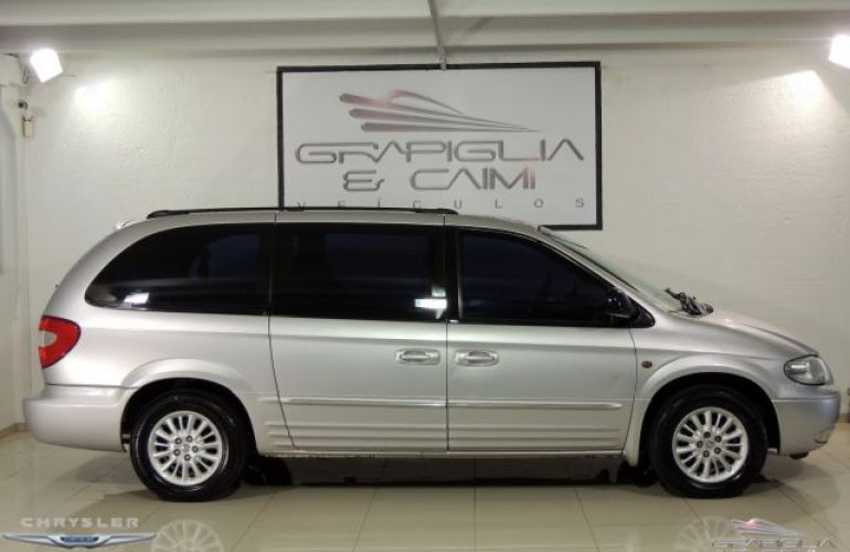Chrysler Grand Caravan Limited 4X2 3.3 V6 12V - Foto #2