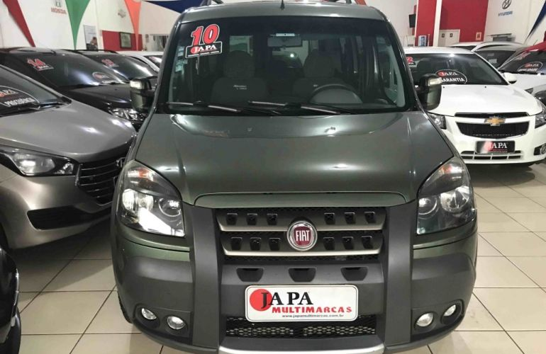 Fiat Doblò Adventure Locker 1.8 16V (Flex) - Foto #1