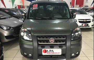 Fiat Doblò Adventure Locker 1.8 16V (Flex)