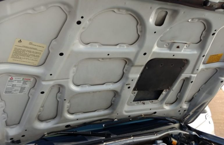 Mitsubishi Pajero 3.5 V6 HPE 4WD (Aut) (Flex) - Foto #6