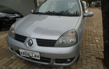 Renault Clio Hatch. Authentique 1.6 16V (flex) 4p