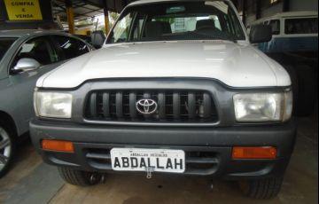 Toyota Hilux DX 4x4 3.0 (cab. dupla) - Foto #2