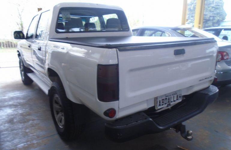 Toyota Hilux DX 4x4 3.0 (cab. dupla) - Foto #9