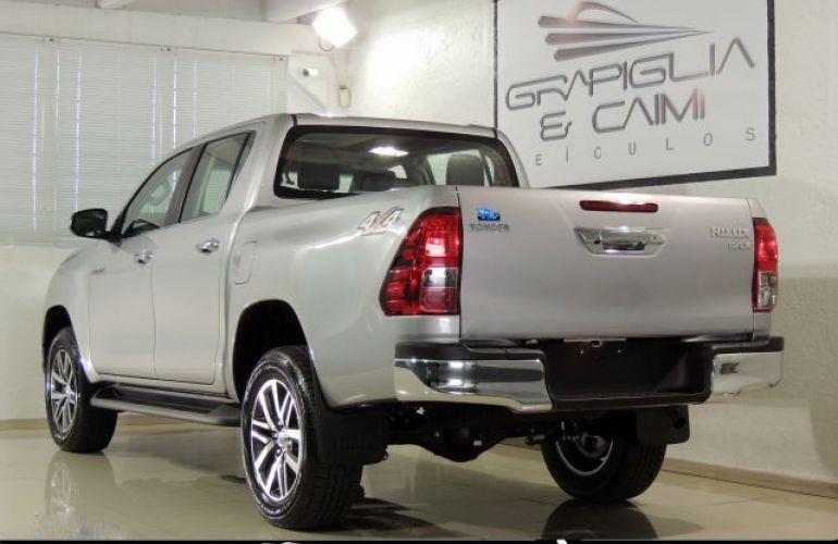 Toyota Hilux SRX AT 4X4 2.8L 16V DOHC - Foto #3
