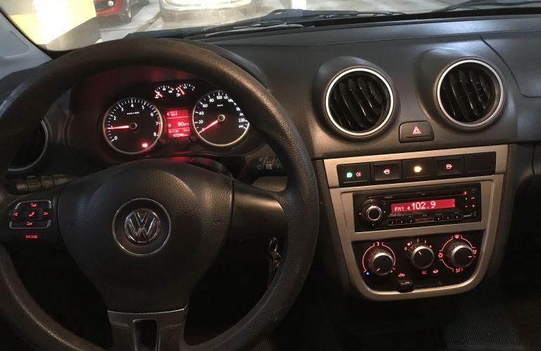 Volkswagen Voyage 1.6 Total Flex - Foto #7