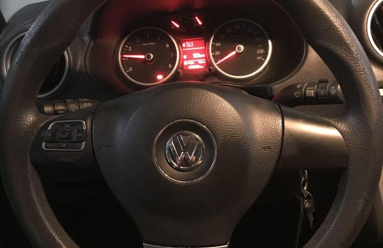 Volkswagen Voyage 1.6 Total Flex - Foto #9