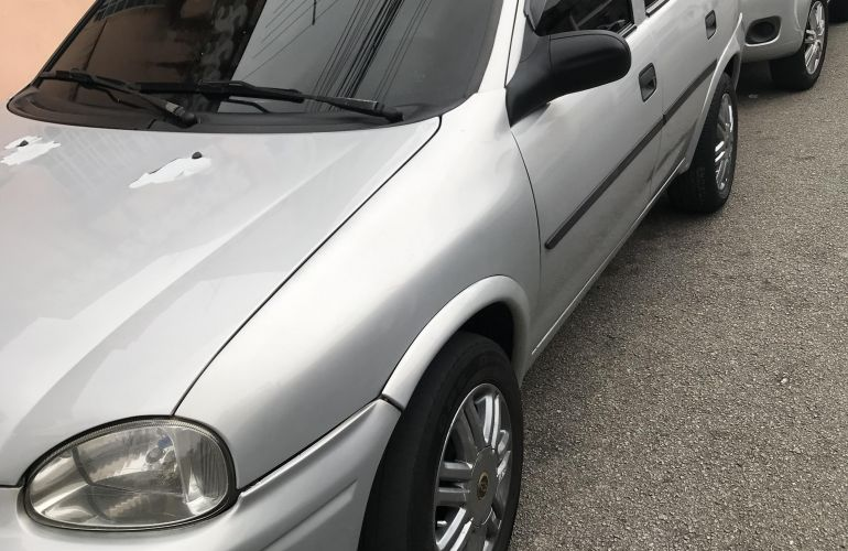 Chevrolet Corsa Sedan Classic Life 1.0 VHC - Foto #8