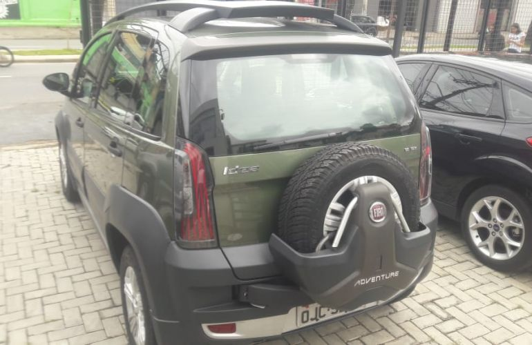 Fiat Idea Adventure 1.8 16V Dualogic (Flex) - Foto #1