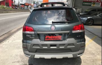 Fiat Palio Weekend Adventure Dualogic 1.8 16V Flex - Foto #10
