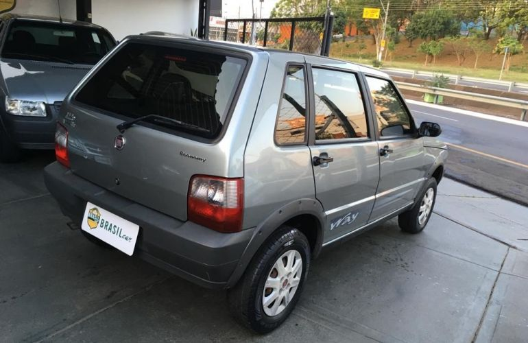 Fiat Uno Mille Fire Economy Way 1.0 (Flex) 4p - Foto #5