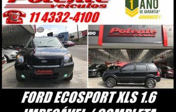 Ford Ecosport XLS 1.6 8V Flex