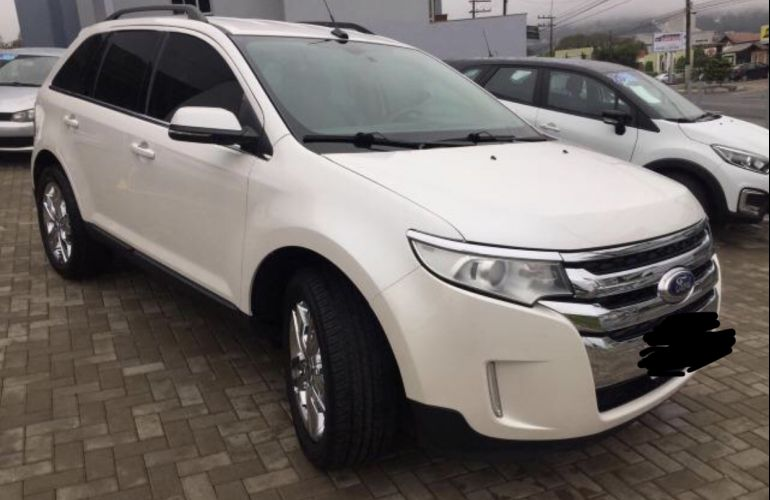 Ford Edge Limited 3.5 AWD - Foto #2