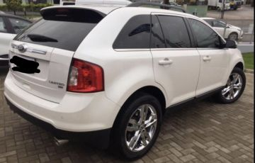 Ford Edge Limited 3.5 AWD - Foto #7
