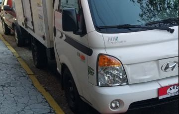 Hyundai HR HD Longo 4X2 com Baú 2.5 Turbo Intercooler 8V - Foto #2