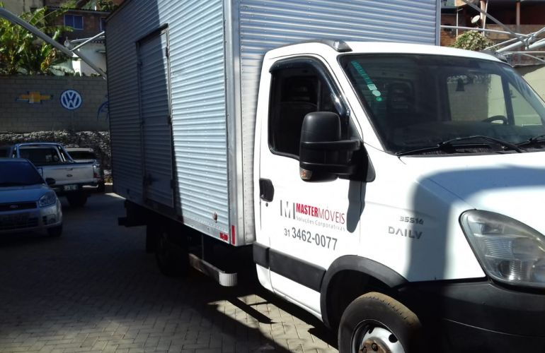 Iveco Daily 3.0 35S14 CD 3750 - Foto #5