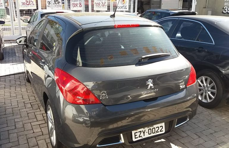 Peugeot 308 Feline 2.0 16v (Flex) (Aut) - Foto #1