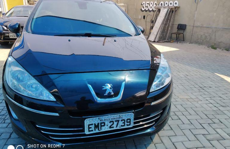 Peugeot 408 Feline 2.0 16V (aut) (Flex) - Foto #7