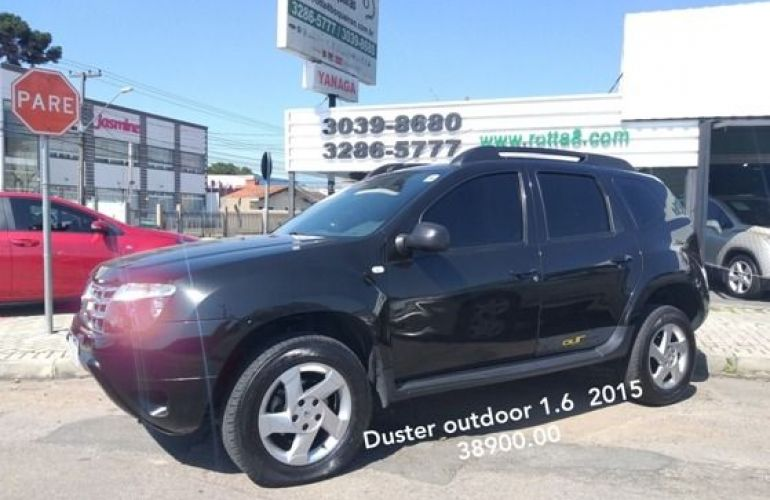 Renault Duster Outdoor 1.6 16V (Flex) - Foto #1