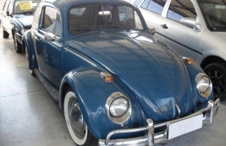 Volkswagen Fusca 1.2 8V - Foto #3
