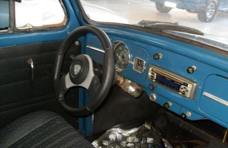 Volkswagen Fusca 1.2 8V - Foto #5