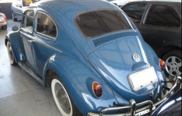 Volkswagen Fusca 1.2 8V - Foto #8