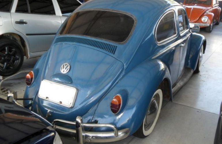 Volkswagen Fusca 1.2 8V - Foto #9