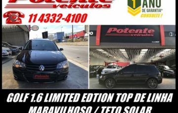 Volkswagen Golf Sportline Limited Edition 1.6 Mi 8V Total Flex - Foto #1