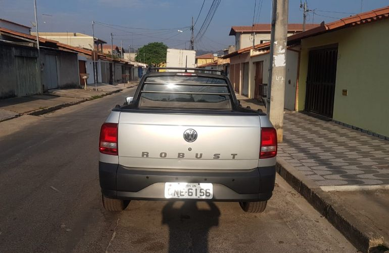 Volkswagen Saveiro Robust 1.6 MSI CS (Flex) - Foto #4