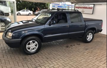 Chevrolet S10 Executive 4x4 2.8 Turbo Electronic (Cab Dupla) - Foto #1