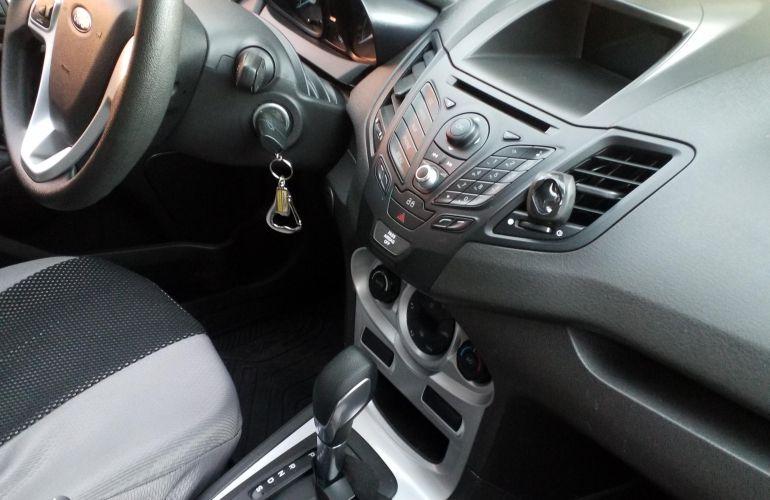 Ford Fiesta Sedan SE Plus 1.0 RoCam (Flex) - Foto #1