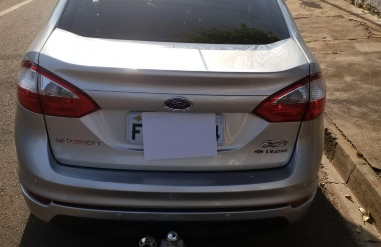 Ford Fiesta Sedan SE Plus 1.0 RoCam (Flex) - Foto #4