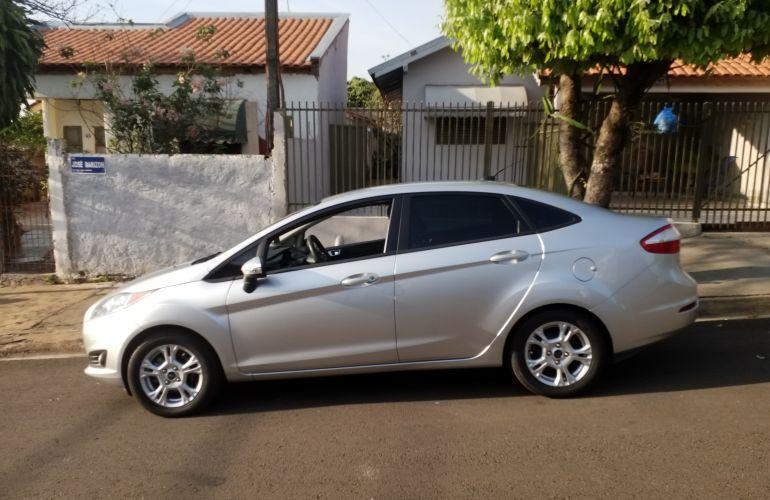 Ford Fiesta Sedan SE Plus 1.0 RoCam (Flex) - Foto #5