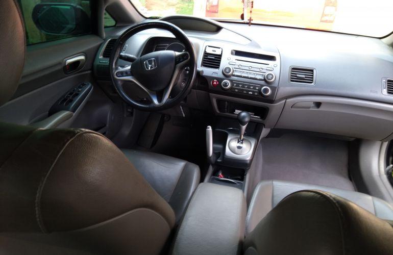 Honda New Civic LXL 1.8 i-VTEC (Couro) (Aut) (Flex) - Foto #2