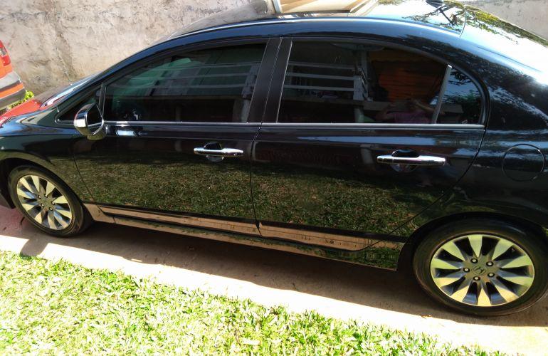 Honda New Civic LXL 1.8 i-VTEC (Couro) (Aut) (Flex) - Foto #6