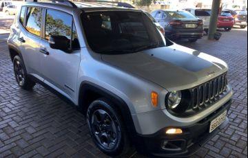 Jeep Renegade 1.8 Sport (aut) - Foto #2