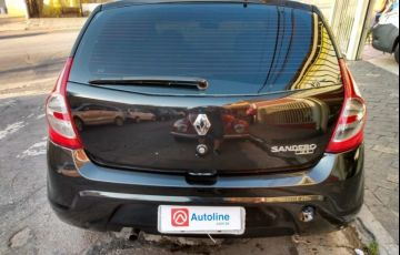 Renault Sandero 1.0 Expression 16v - Foto #7