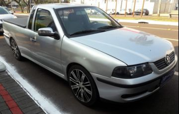 Volkswagen Saveiro Fun 1.8 MI