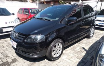 Volkswagen SpaceFox Route 1.6 8V (Flex)