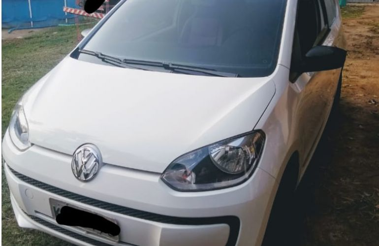 Volkswagen Up! 1.0 12v E-Flex take up! 2p - Foto #1