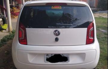 Volkswagen Up! 1.0 12v E-Flex take up! 2p - Foto #3
