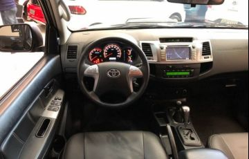 Toyota Hilux SRV Top 4X4 Cabine Dupla 3.0 Turbo Intercooler 16V - Foto #3