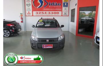 Fiat Strada 1.4 CS Hard Working