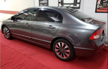 Honda Civic 1.8 Lxl 16V Flex 4p Automático - Foto #3