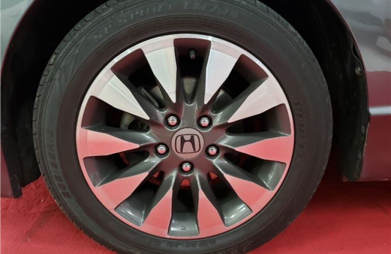 Honda Civic 1.8 Lxl 16V Flex 4p Automático - Foto #6