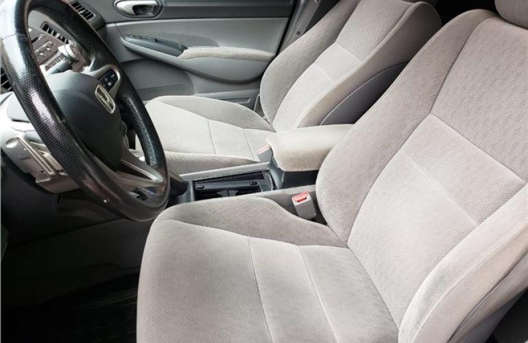 Honda Civic 1.8 Lxl 16V Flex 4p Automático - Foto #8