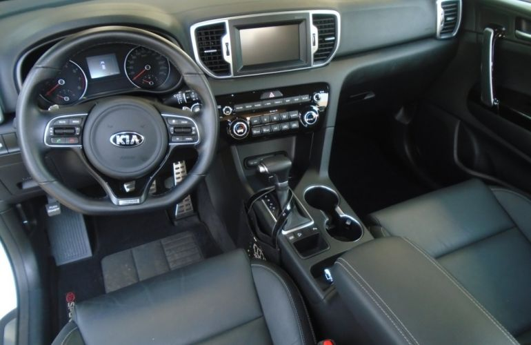 Kia Sportage EX 2.0 (Flex) (Aut) P254 - Foto #6