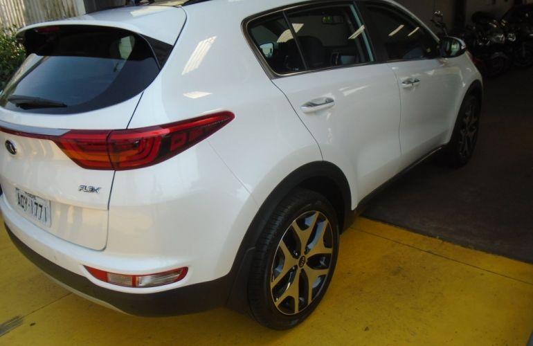Kia Sportage EX 2.0 (Flex) (Aut) P254 - Foto #8