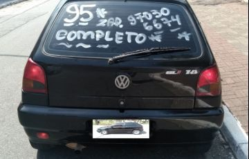Volkswagen Gol GLi 1.8 - Foto #5