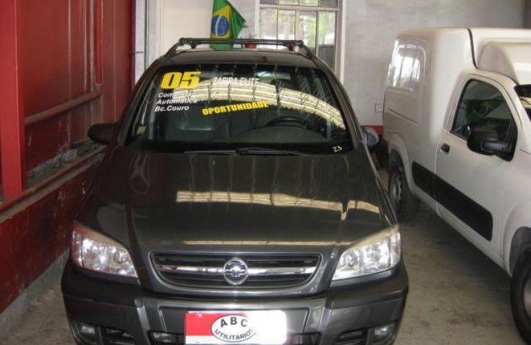 Chevrolet Zafira Elite 2.0 Mpfi 8V Flexpower - Foto #2